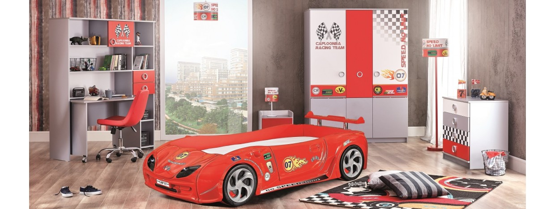 Παιδικό δωμάτιο Turbo Cap