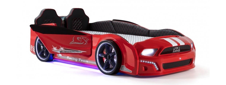 Παιδικά κρεβάτια αυτοκίνητο