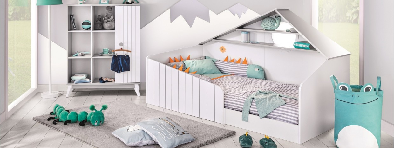Παιδικό  δωμάτιο Bird House