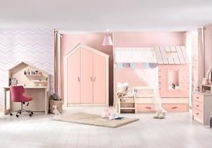 Παιδικό δωμάτιο Pink House
