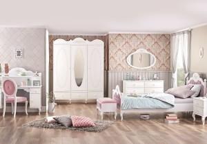 Παιδικό δωμάτιο Perlina (MDF)