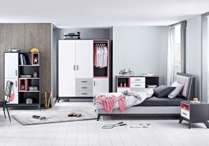 Παιδικό δωμάτιο Breda Pink